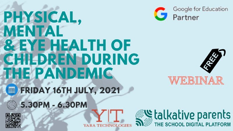 Mental and Physical Wellbeing Webinar